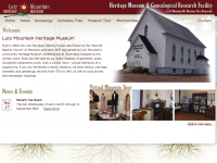 Lutz Mountain Heritage Museum