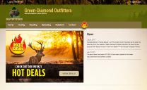 Green Diamond Outfitters Design